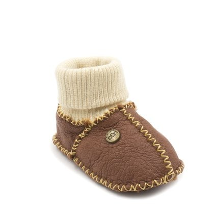 Пинетки UGG Infants Baby Brown