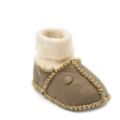 Пинетки UGG Infants Baby Chocolate