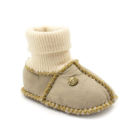 Пинетки UGG Infants Baby Sand