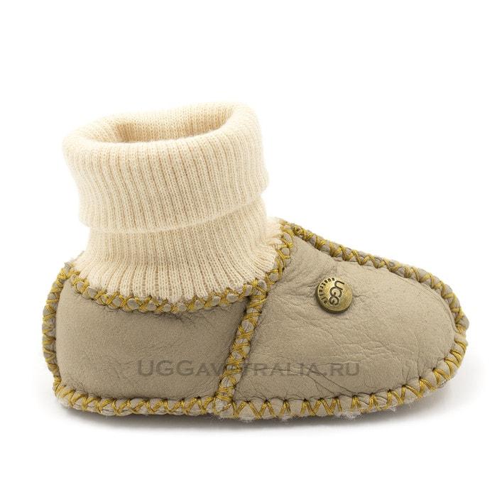 Детские пинетки UGG Infants Baby Sand