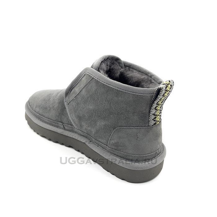 Мужские ботинки UGG Mens Neumel Flex Grey