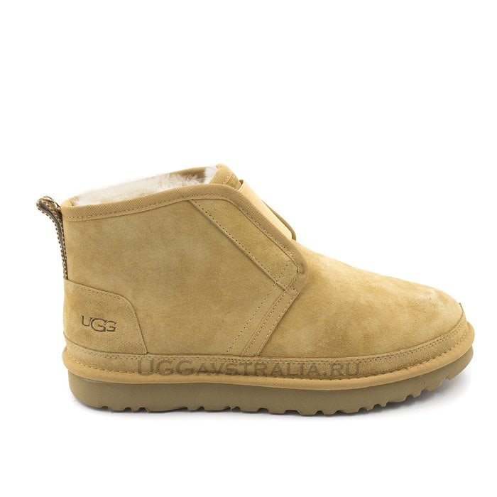 Мужские ботинки UGG Mens Neumel Flex Chestnut