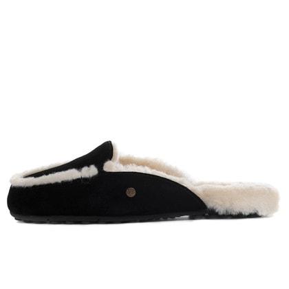 Тапочки UGG Lane Slippers Black