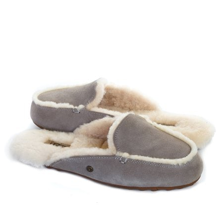 Тапочки UGG Lane Slippers Grey