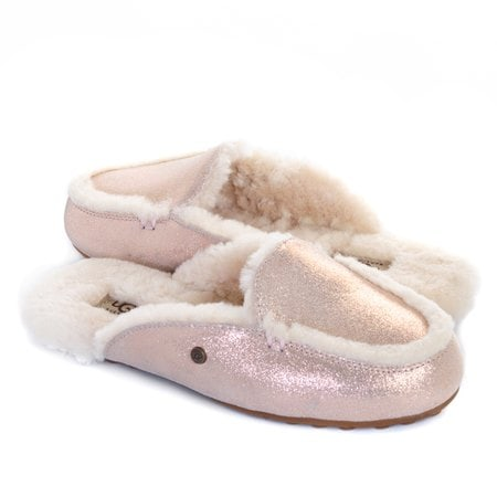 Тапочки UGG Lane Slippers Rose Gold