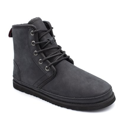Ботинки UGG Mens Harkley Waterproof Black