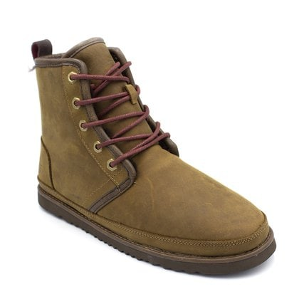 Ботинки UGG Mens Harkley Waterproof Chocolate