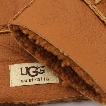 Варежки UGG Mitten Chestnut