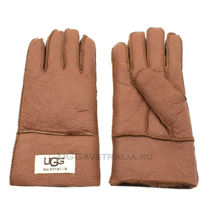 Детские перчатки UGG Kids Classic Gloves Chestnut