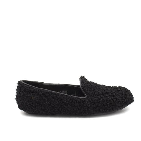 Мокасины UGG Hailey Fluff Loafer Black