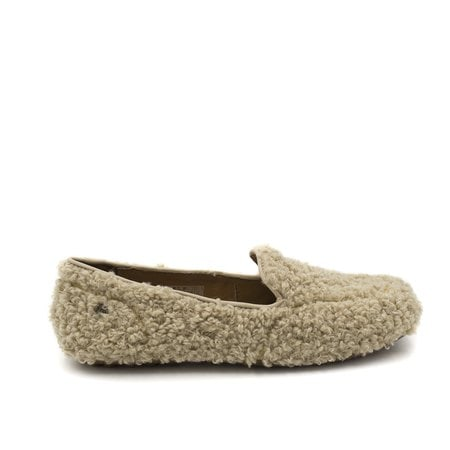 Мокасины UGG Hailey Fluff Loafer Sand