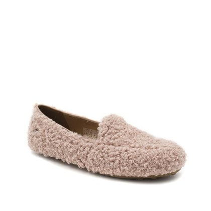 Мокасины UGG Hailey Fluff Loafer Pink