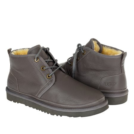 Ботинки UGG Mens Neumel Leather Grey