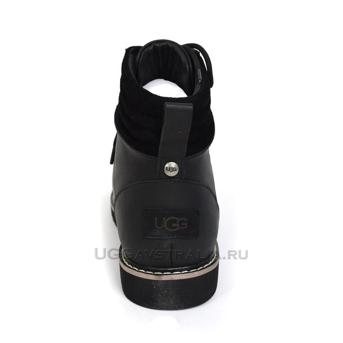 Мужские ботинки UGG Mens Capulin Boots II Black