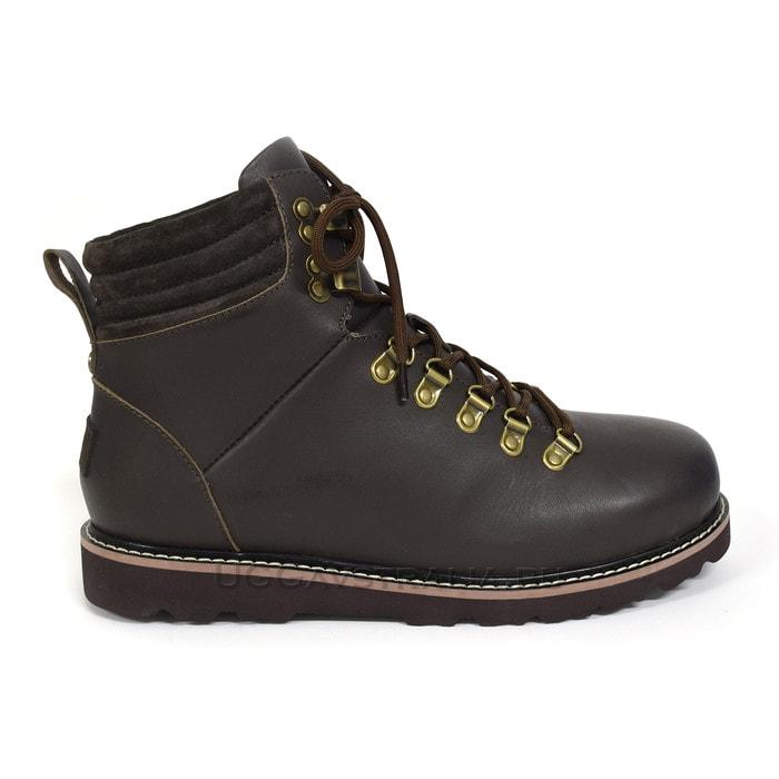Мужские ботинки UGG Mens Capulin Boots II Chocolate