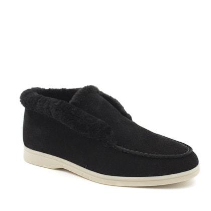 Ботинки Loro Piana Classic Luxe Black