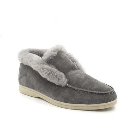 Ботинки Loro Piana Classic Luxe Grey