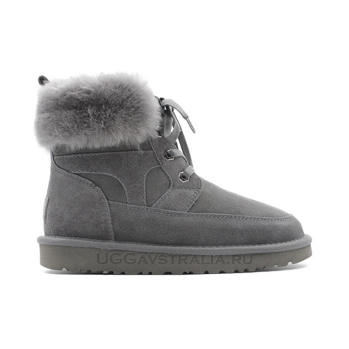 Женские ботинки UGG Liana Boot Grey