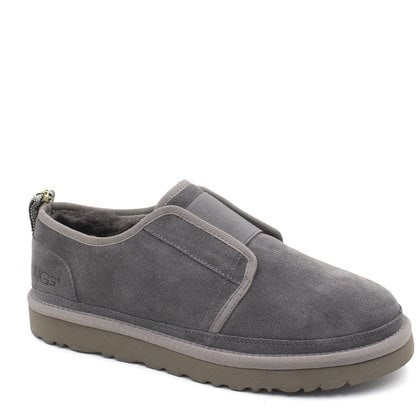 Слипоны UGG Mens Stitch Slip Flex Grey