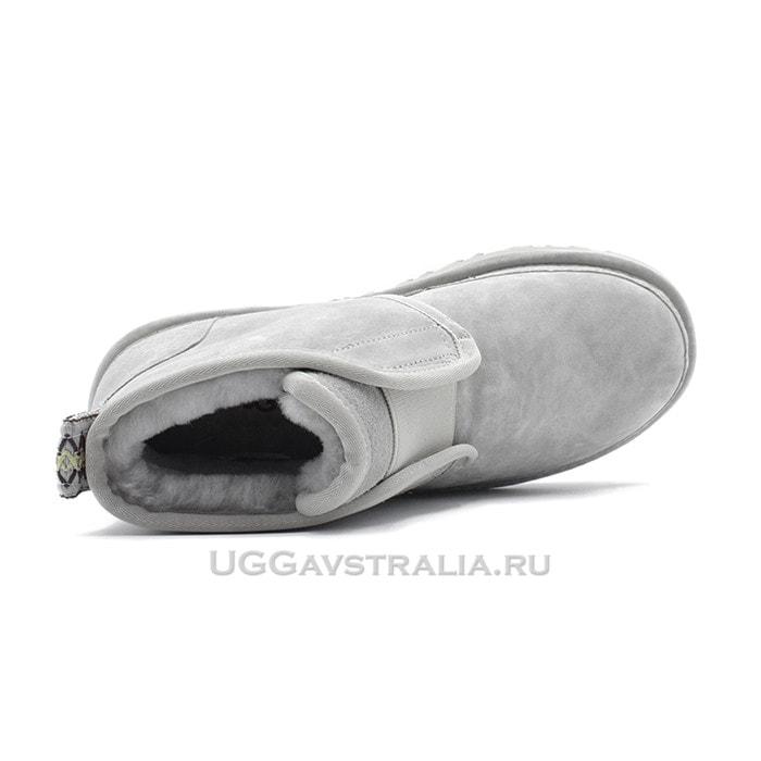 Женские ботинки UGG Neumel Flex Grey Violet