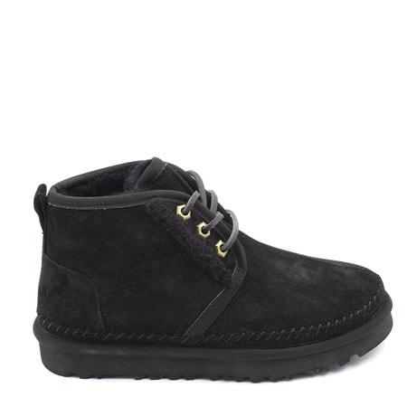 Ботинки UGG Neumel Stitch Black