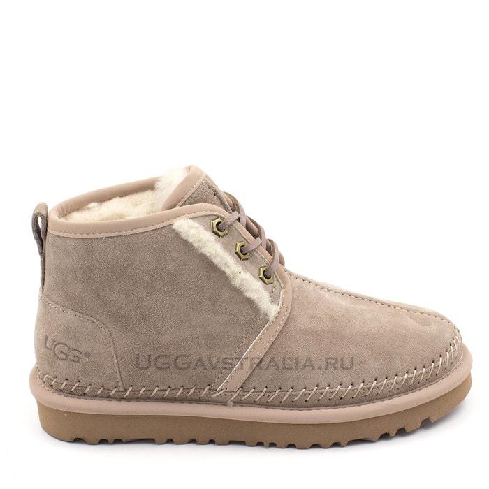 Женские ботинки UGG Neumel Stitch Dusk