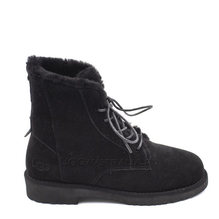 Женские ботинки UGG Quincy Black