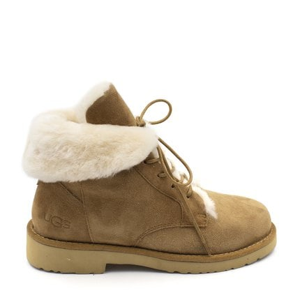 Ботинки UGG Quincy Chestnut