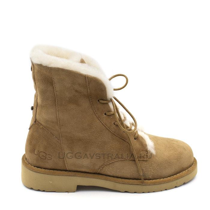 Женские ботинки UGG Quincy Chestnut