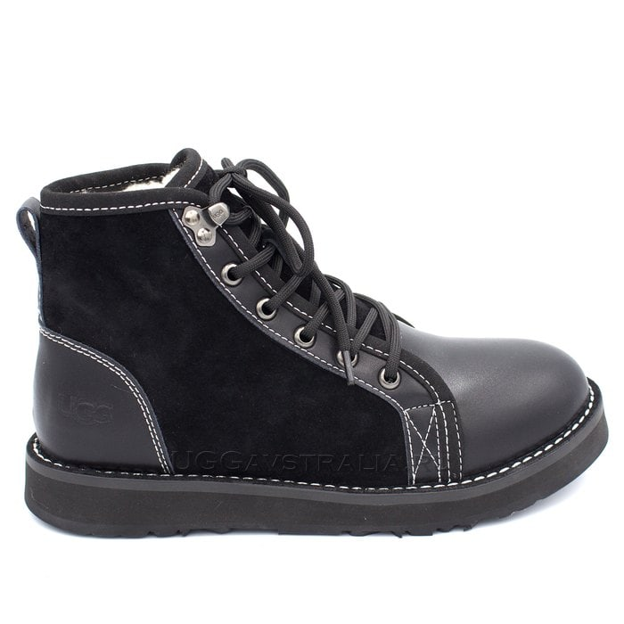 Женские ботинки UGG Navajo Black