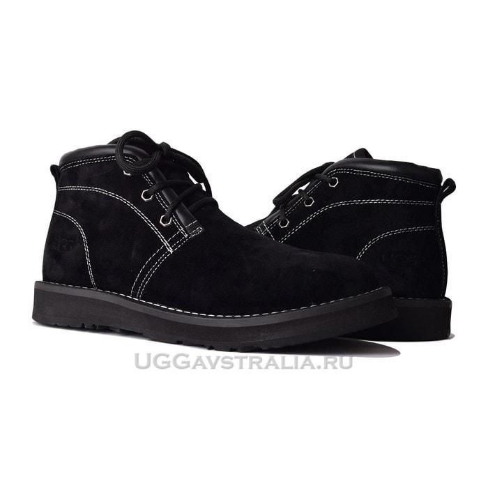 Женские ботинки UGG Iowa Black