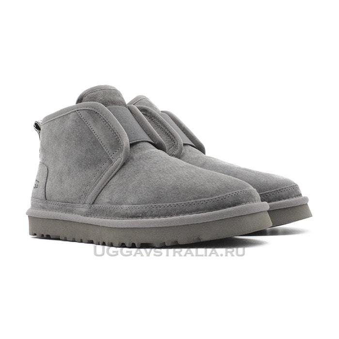 Женские ботинки UGG Neumel Flex Grey