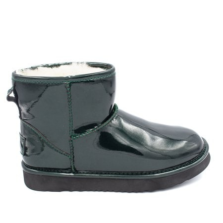 Угги UGG Jimmy Choo Mini Patent II Green