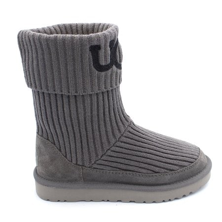 Угги UGG Classic Knit Grey