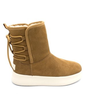 Угги UGG Classic Boom Laces Chestnut