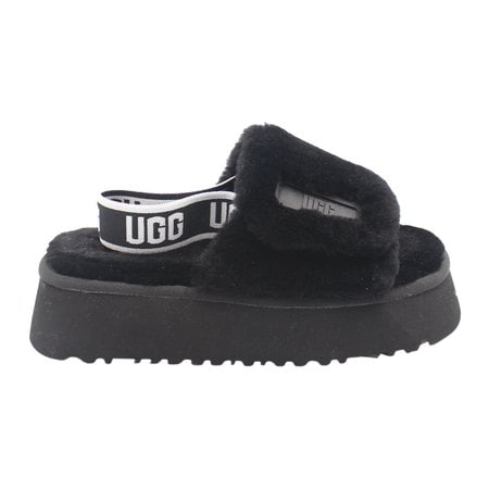 Тапочки UGG Disco Slide Black