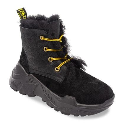 Ботинки UGG Bouncing Soles Black