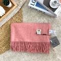 Женский шарф-палантин UGG Oversized Scarf Pink