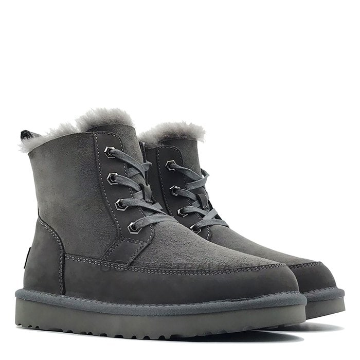 Женские ботинки UGG Lina Grey