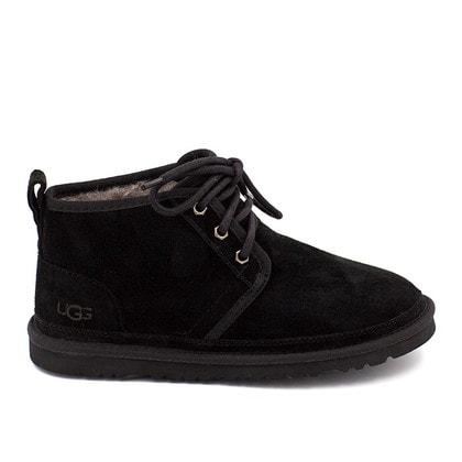 Ботинки UGG Mens Neumel Boot Suede Black