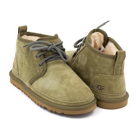 Ботинки UGG Mens Neumel Boot Suede Burnt Olive