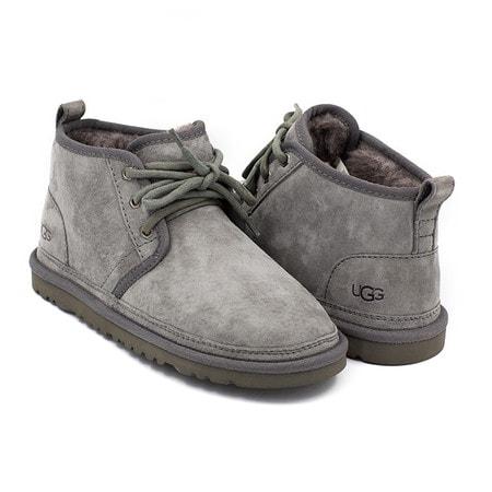 Ботинки UGG Mens Neumel Boot Suede Grey