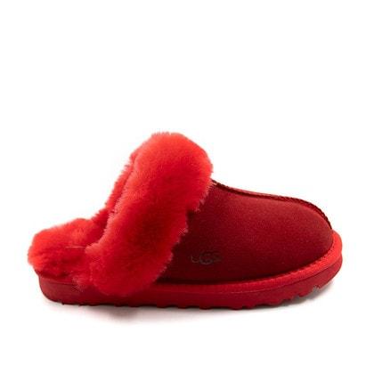 Тапочки UGG Cozy II Slipper Red
