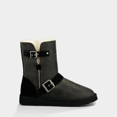 Угги UGG Dylin Bomber Black