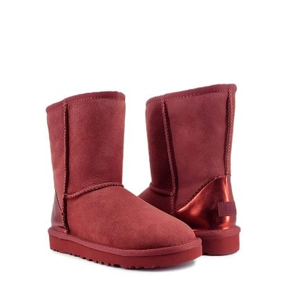 Угги UGG Classic Short II Metallic Port