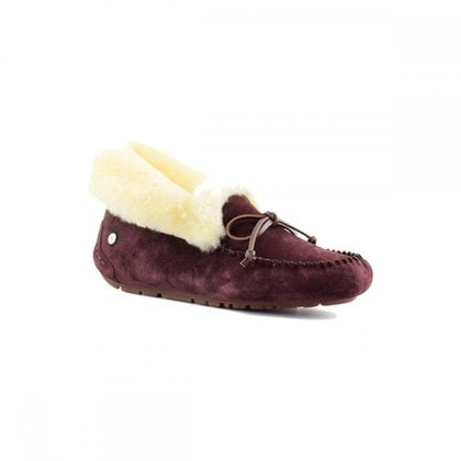 Мокасины UGG Alena Chocolate