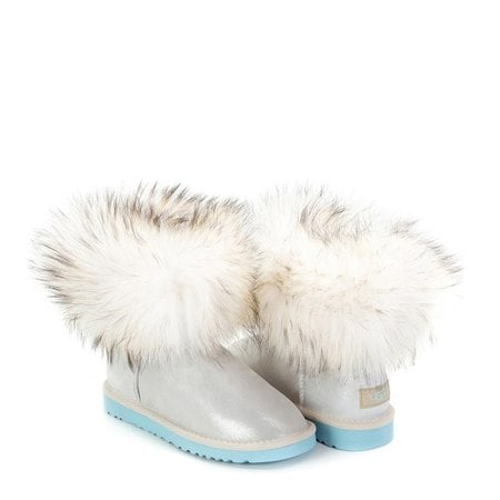 Угги UGG Mini Fox Fur I Do!