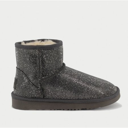 Угги UGG Jimmy Choo Mini Serein II Grey