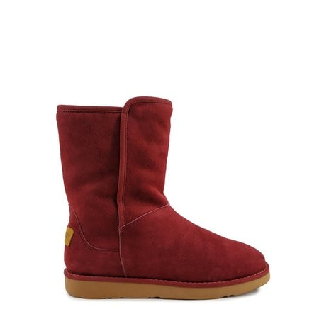 Полуботинки UGG Abree Short II Wine