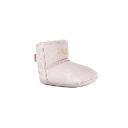 Пинетки UGG Baby Jesse II Bootie Pink